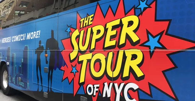The Super Tour of NYC (On Location Tours)