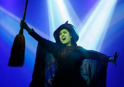 wicked and the broom